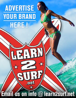 Advertise on Learn 2 Surf