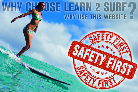 why choose learn 2 surf