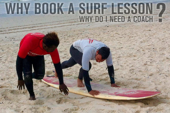 why do i need a surfing coach