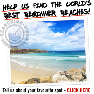 Searching for the Best Beginner Beaches