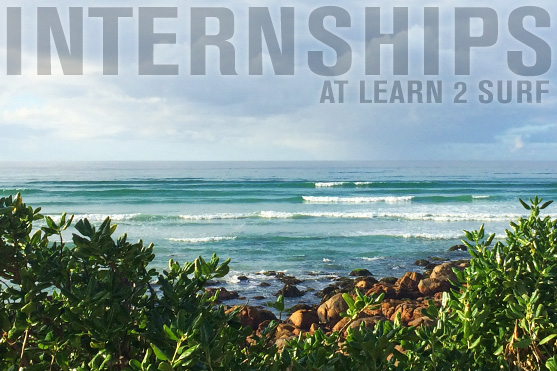 Internships at LEARN 2 SURF