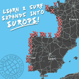 Searching for Surf in Europe