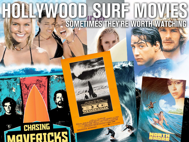 Hollywood Surfing Movies