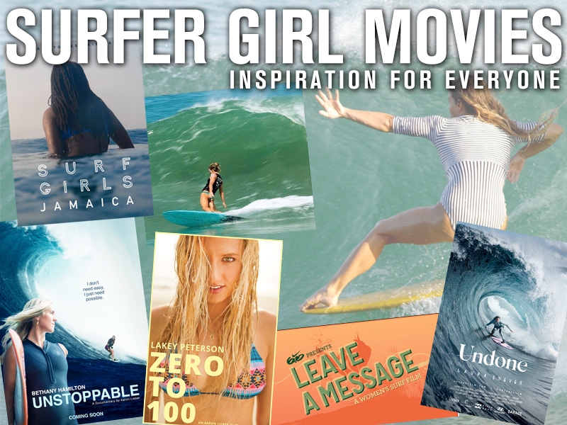 Surfer Girl Movies