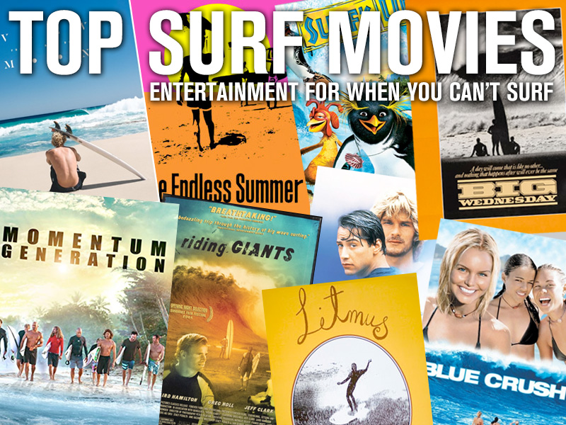 Top Surfing Movies