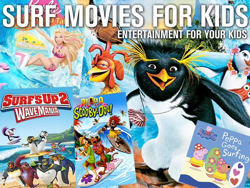 surfing movies for kids